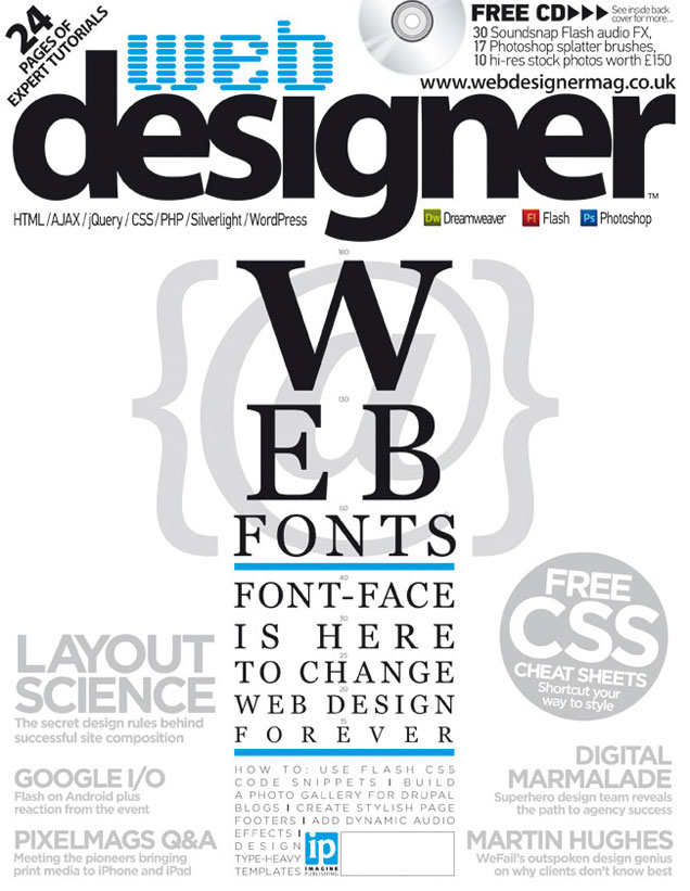 http://www.webdesignermag.co.uk/news/whats-your-favourite-web-font/