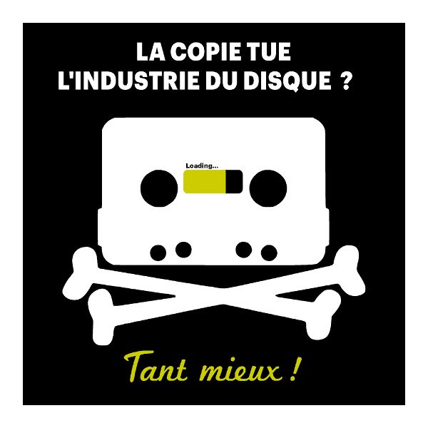 La copie tue l'industrie du disque - www.geek-access.com